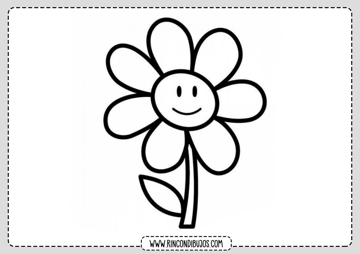 Dibujos Faciles Para Niños Pequeños