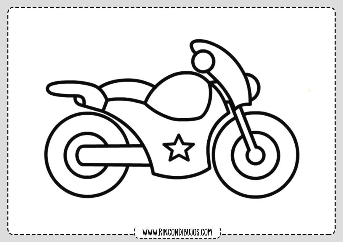 Dibujos Faciles Para Ninos Para Colorear Rincon Dibujos
