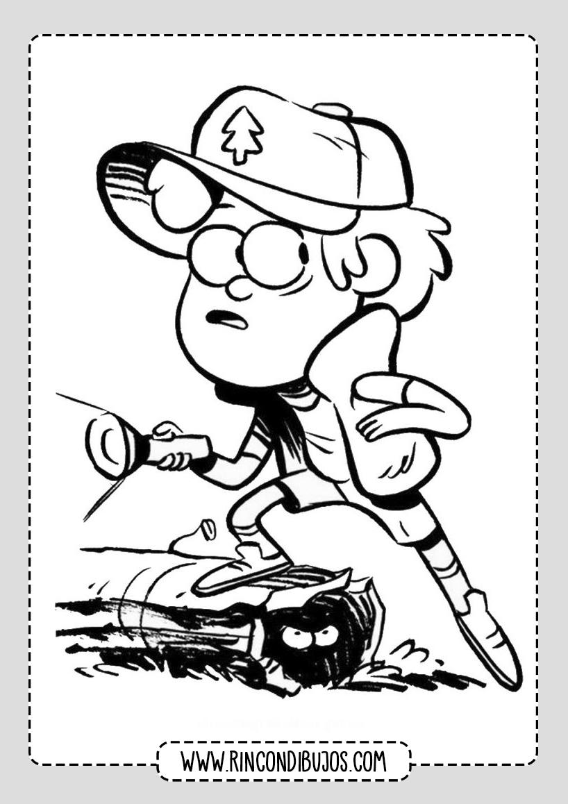Drawings Gravity Falls