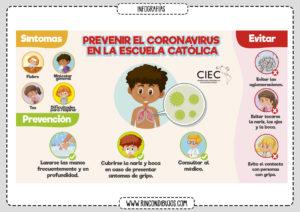 Prevencion Coronavirus en Niños