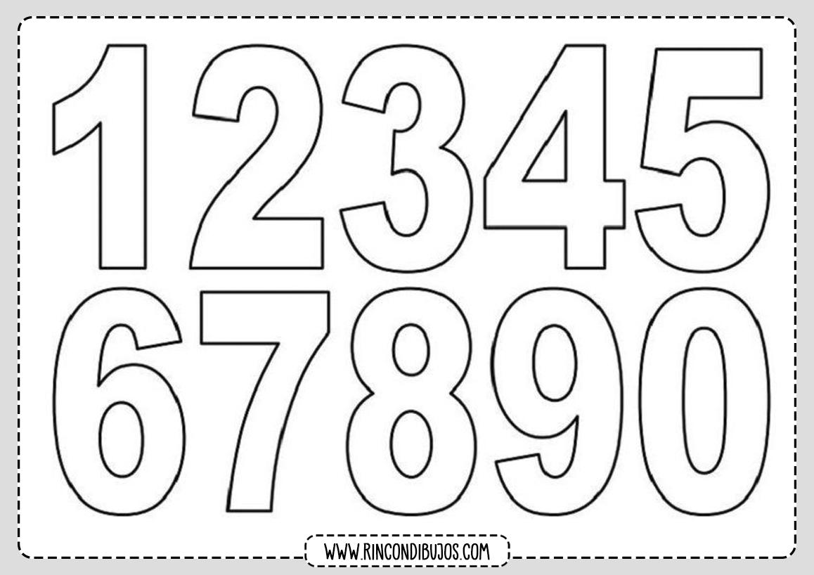 Como Aprender los Numeros
