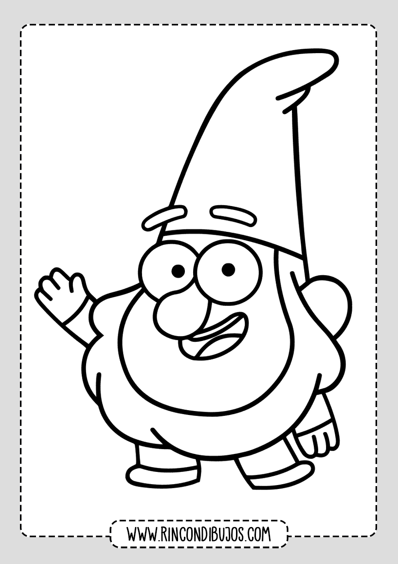 Free Gravity Falls Drawings