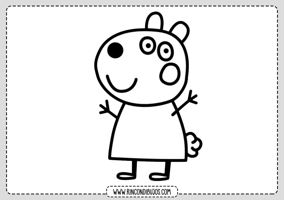 Dibujos Infantiles para niños para colorear
