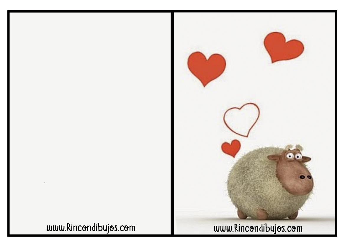 Postales de Amor para mi novia