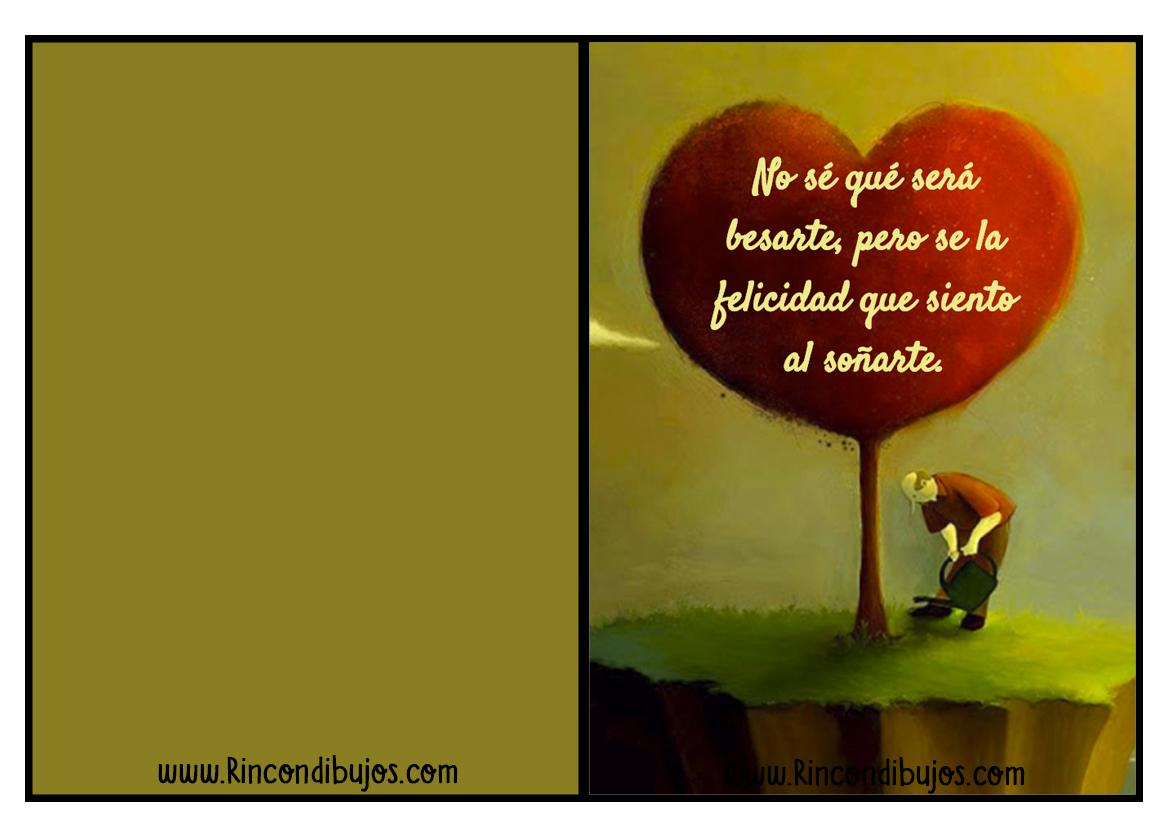 Postales de Amor romanticas